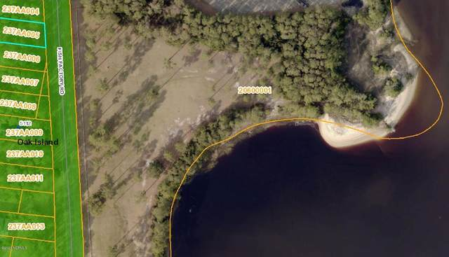 5 Minnesota Drive SE, Southport, NC 28461 (MLS #100102503) :: SC Beach Real Estate
