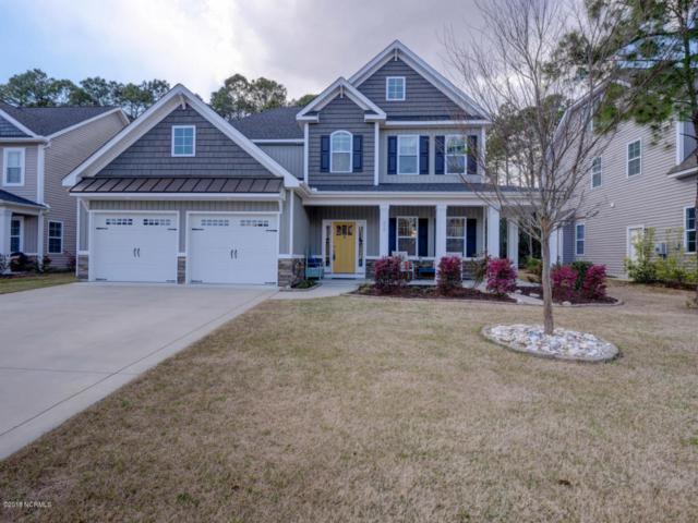 816 Ovates Lane, Wilmington, NC 28409 (MLS #100103584) :: David Cummings Real Estate Team