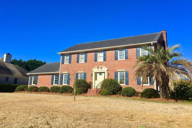 3324 Red Berry Drive, Wilmington, NC 28409 (MLS #100105685) :: Harrison Dorn Realty