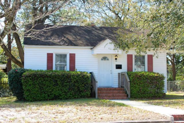 2148 Van Buren Street, Wilmington, NC 28401 (MLS #100105894) :: David Cummings Real Estate Team