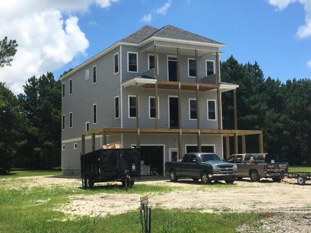 242 Gatsey Lane, Beaufort, NC 28516 (MLS #100106430) :: Century 21 Sweyer & Associates