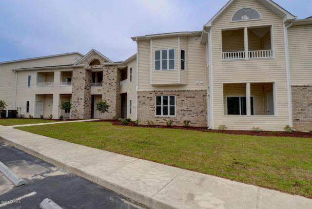 207 Fullford Lane #201, Wilmington, NC 28412 (MLS #100106917) :: Century 21 Sweyer & Associates
