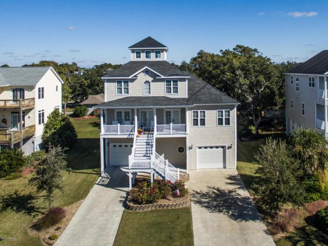 208 Branch Drive, Harkers Island, NC 28531 (MLS #100107348) :: The Oceanaire Realty