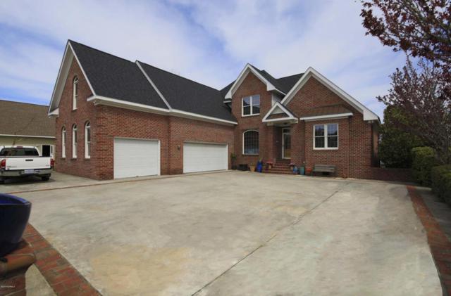 244 River Reach Drive, Swansboro, NC 28584 (MLS #100108959) :: Harrison Dorn Realty