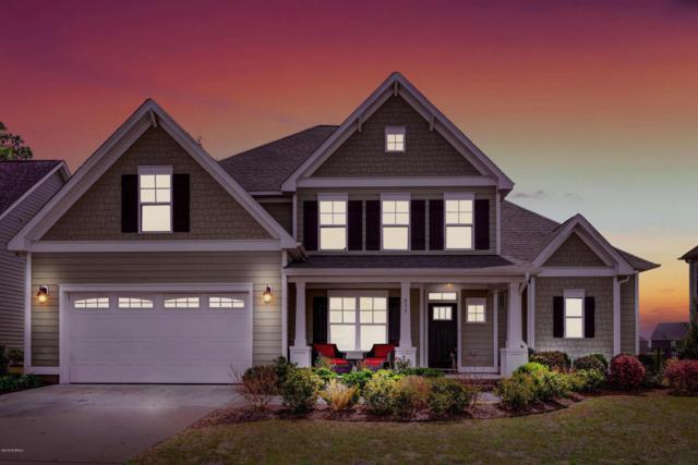411 Lanyard Drive, Newport, NC 28570 (MLS #100109179) :: Harrison Dorn Realty