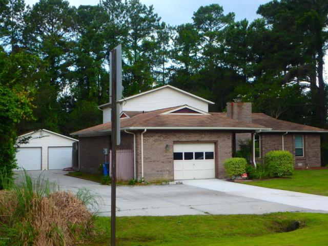 1113 Pine Valley Road, Jacksonville, NC 28546 (MLS #100109902) :: Courtney Carter Homes