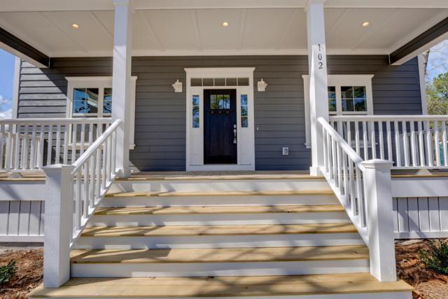 104 Queens Harbor Road, Swansboro, NC 28584 (MLS #100109941) :: RE/MAX Essential