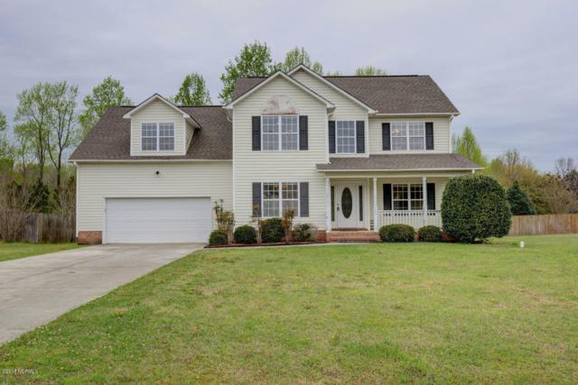 123 Mendover Drive, Jacksonville, NC 28546 (MLS #100109948) :: The Keith Beatty Team