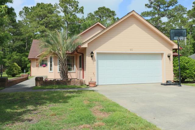 90 Country Club Drive, Shallotte, NC 28470 (MLS #100112767) :: Courtney Carter Homes