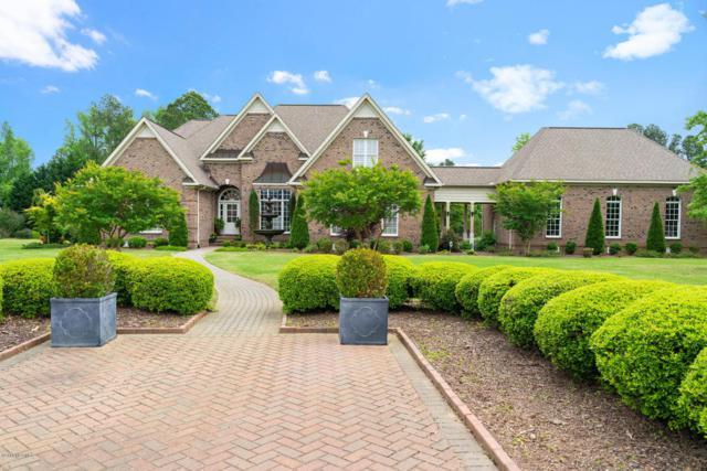 3327 Jennings Farm Drive NW, Wilson, NC 27896 (MLS #100113066) :: Terri Alphin Smith & Co.