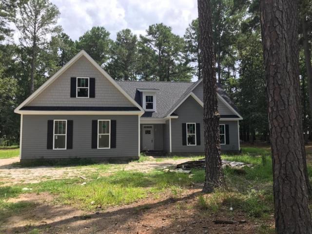 4007 Sherwood Drive N, Wilson, NC 27896 (MLS #100114069) :: Century 21 Sweyer & Associates
