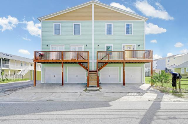 520 Canal Drive, Carolina Beach, NC 28428 (MLS #100114502) :: The Oceanaire Realty