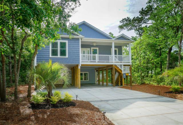 156 NE 30th Street, Oak Island, NC 28465 (MLS #100117248) :: Century 21 Sweyer & Associates