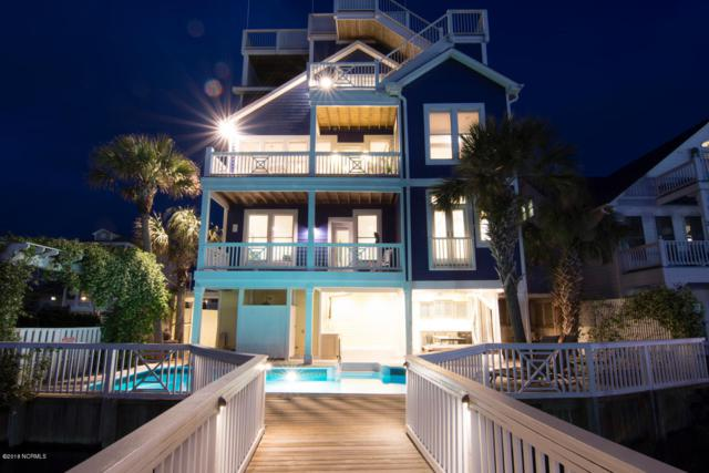 319 Canal Drive, Carolina Beach, NC 28428 (MLS #100117492) :: CENTURY 21 Sweyer & Associates