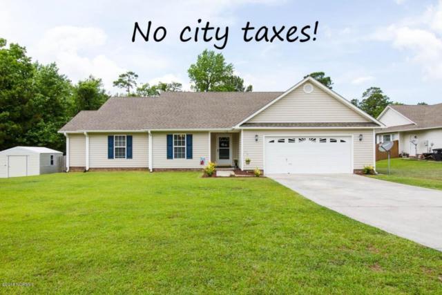 116 4H Camp Road, Swansboro, NC 28584 (MLS #100117991) :: Berkshire Hathaway HomeServices Prime Properties