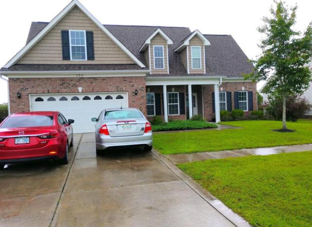156 Moonstone Court, Jacksonville, NC 28546 (MLS #100118871) :: RE/MAX Essential