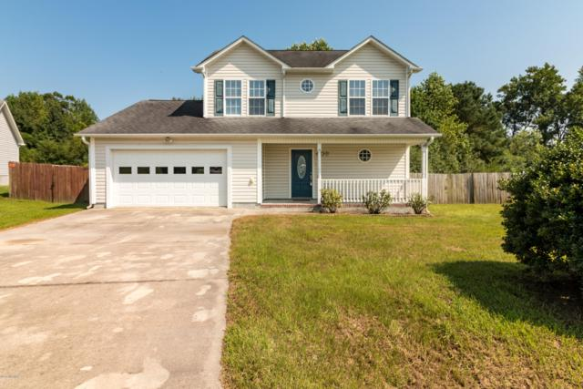 406 Silva Cove, Richlands, NC 28574 (MLS #100119016) :: RE/MAX Elite Realty Group