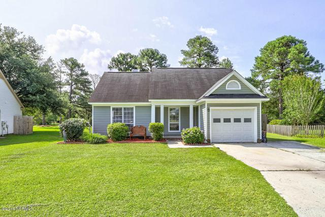 2802 Carthage Drive, Wilmington, NC 28405 (MLS #100119027) :: The Keith Beatty Team