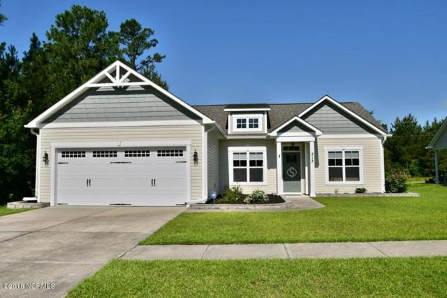 213 Silver Hills Drive, Jacksonville, NC 28546 (MLS #100119042) :: Courtney Carter Homes
