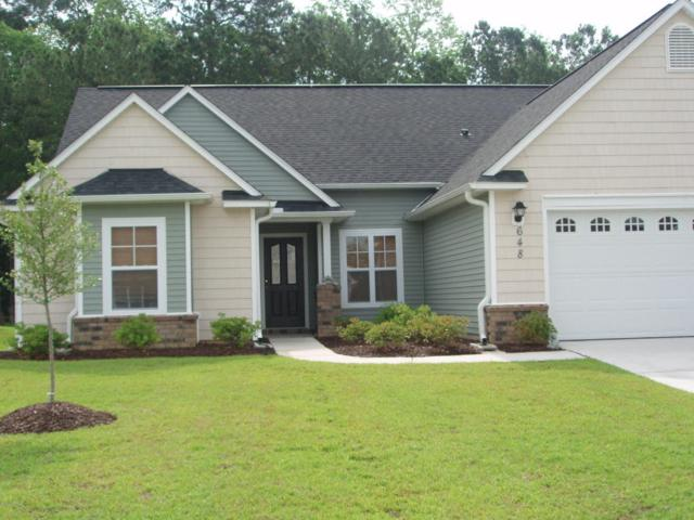 648 Meadowbrook Lane, Calabash, NC 28467 (MLS #100119822) :: RE/MAX Essential