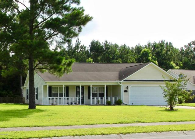 101 Jasmine Lane, Jacksonville, NC 28546 (MLS #100120669) :: Century 21 Sweyer & Associates