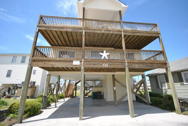 511 N Shore Drive, Surf City, NC 28445 (MLS #100121346) :: Coldwell Banker Sea Coast Advantage