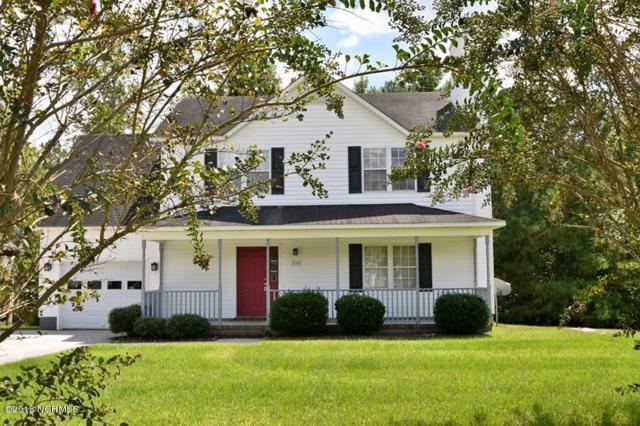210 Winterberry Court, Jacksonville, NC 28540 (MLS #100121970) :: Century 21 Sweyer & Associates