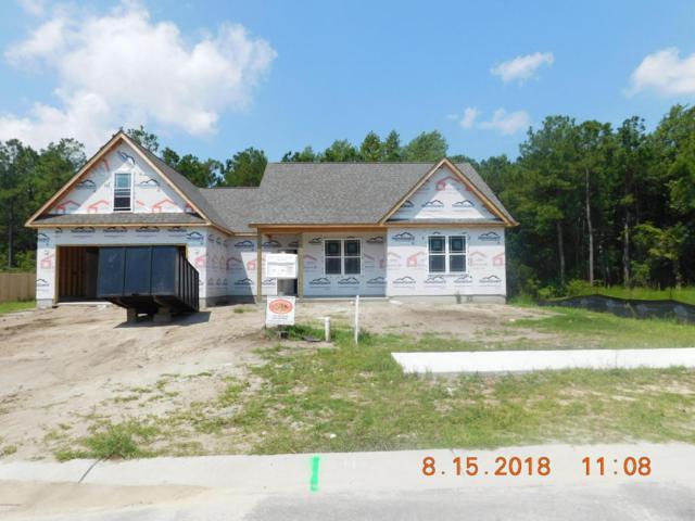 104 Shadow Creek Drive, Swansboro, NC 28584 (MLS #100122120) :: Harrison Dorn Realty