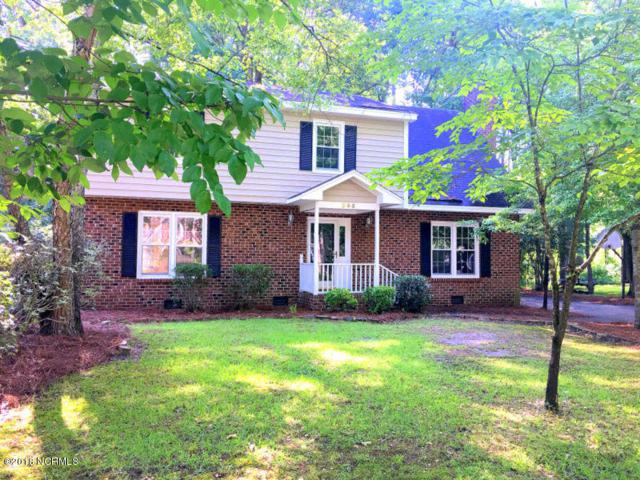205 Woodhaven Road, Greenville, NC 27834 (MLS #100122607) :: The Keith Beatty Team