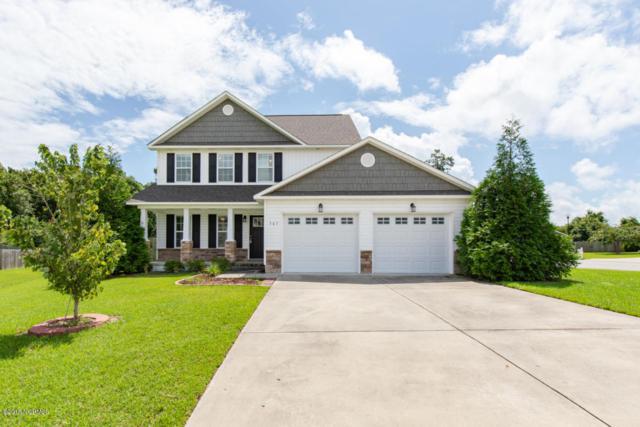 307 Dillard Lane, Richlands, NC 28574 (MLS #100123571) :: Coldwell Banker Sea Coast Advantage