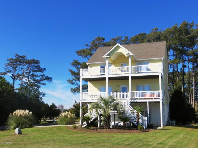517 Island Drive, Beaufort, NC 28516 (MLS #100123734) :: Chesson Real Estate Group