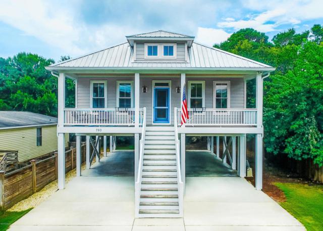 703 Mississippi Avenue, Kure Beach, NC 28449 (MLS #100124099) :: Harrison Dorn Realty