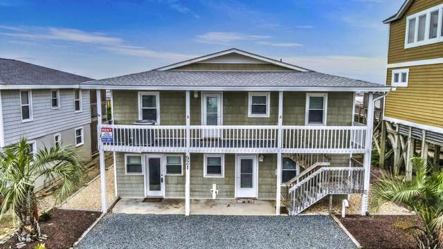 921 Ocean Boulevard W, Holden Beach, NC 28462 (MLS #100124961) :: The Rising Tide Team