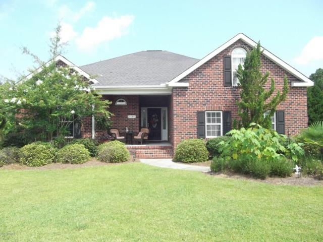 1140 Moultrie Drive NW, Calabash, NC 28467 (MLS #100126221) :: Harrison Dorn Realty