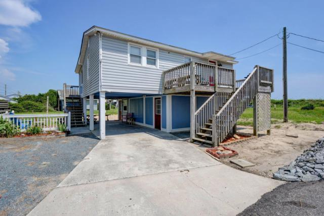 8607 3rd Avenue, North Topsail Beach, NC 28460 (MLS #100128179) :: Courtney Carter Homes