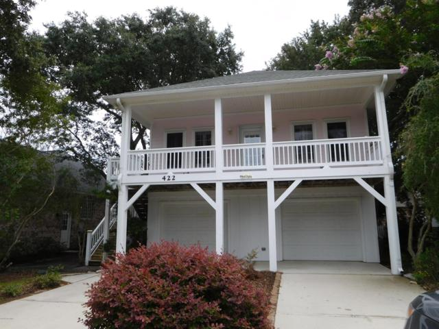 422 Settlers Lane, Kure Beach, NC 28449 (MLS #100128340) :: The Keith Beatty Team