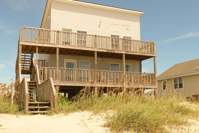 203 W Beach Drive, Oak Island, NC 28465 (MLS #100128937) :: Harrison Dorn Realty