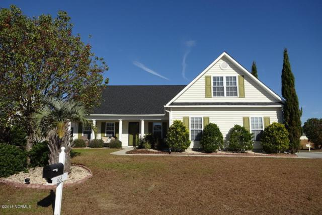 663 Castine Way, Wilmington, NC 28412 (MLS #100129395) :: Terri Alphin Smith & Co.