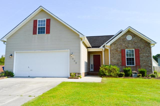 205 Edgefield Drive, Jacksonville, NC 28546 (MLS #100132263) :: RE/MAX Essential