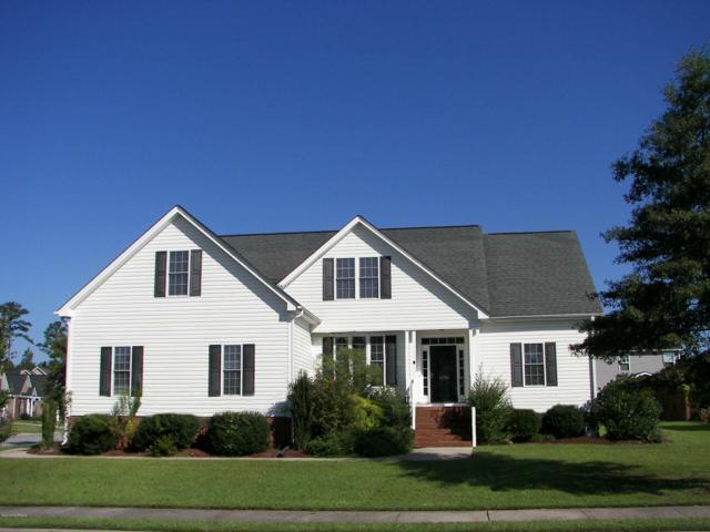 1136 Bryson Drive, Greenville, NC 27834 (MLS #100132830) :: RE/MAX Essential