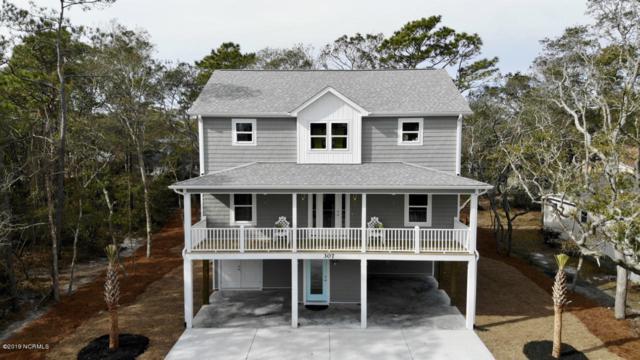307 Sellers Street, Oak Island, NC 28465 (MLS #100133668) :: Berkshire Hathaway HomeServices Prime Properties