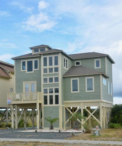 598 Ocean Boulevard W, Holden Beach, NC 28462 (MLS #100133904) :: Courtney Carter Homes