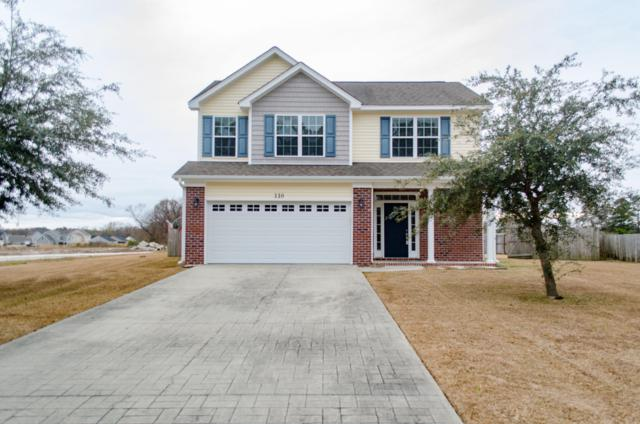 110 Maidstone Drive, Richlands, NC 28574 (MLS #100133950) :: Chesson Real Estate Group