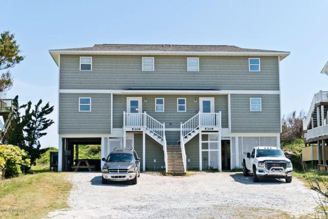 5309 Ocean Drive, Emerald Isle, NC 28594 (MLS #100134035) :: Donna & Team New Bern