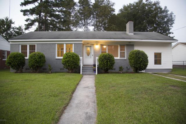 2613 Tryon Drive, Greenville, NC 27858 (MLS #100134286) :: The Keith Beatty Team