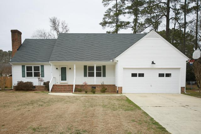 1716 Wallace Drive W, Wilson, NC 27893 (MLS #100137031) :: Coldwell Banker Sea Coast Advantage
