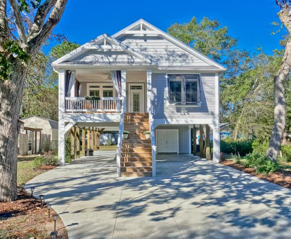 417 Barbee Boulevard, Oak Island, NC 28465 (MLS #100137964) :: Coldwell Banker Sea Coast Advantage