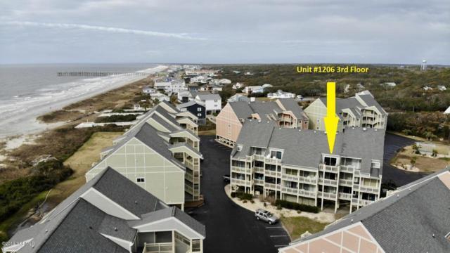 1000 Caswell Beach Road #1206, Oak Island, NC 28465 (MLS #100138410) :: Coldwell Banker Sea Coast Advantage