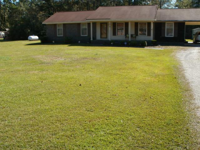 518 Forest Road, Lumberton, NC 28358 (MLS #100138575) :: Chesson Real Estate Group