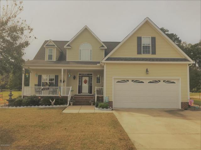 3813 Ramblewood Hill Drive W, Wilson, NC 27893 (MLS #100139709) :: Harrison Dorn Realty